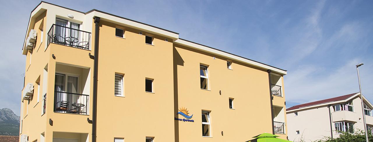 Sunrise Apartmani - Herceg Novi
